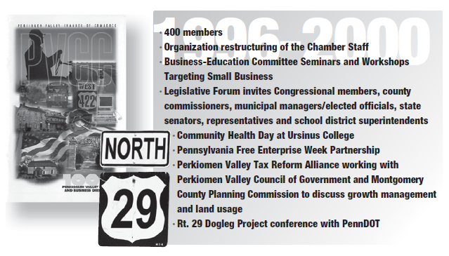 Perkiomen Valley Chamber Legislative Initiatives