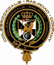 colebrook railroad logo